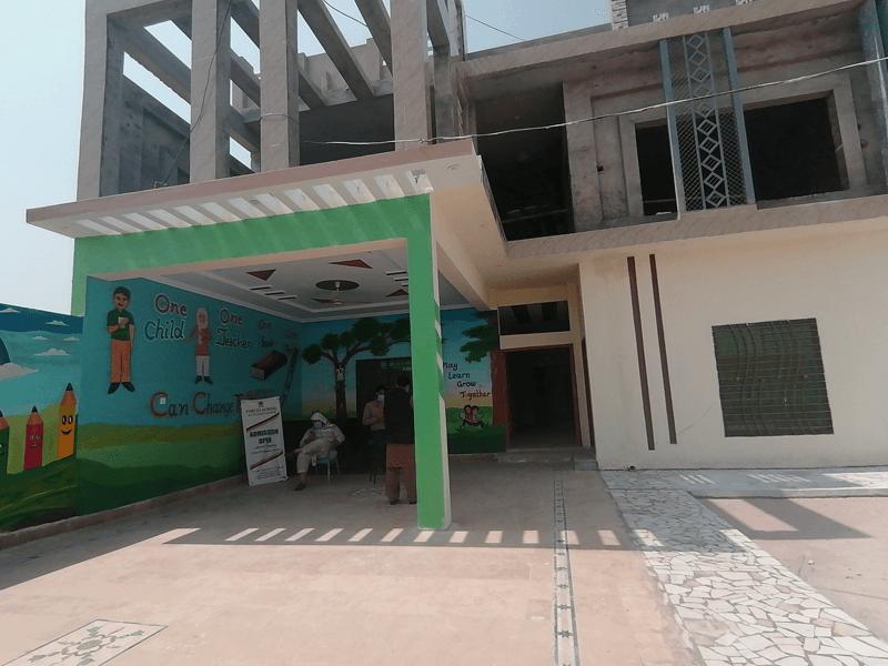 Layyah Campus Building