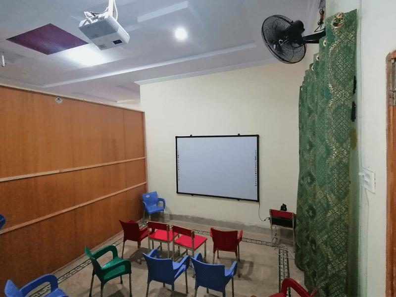 Forces School Layyah Campus Building