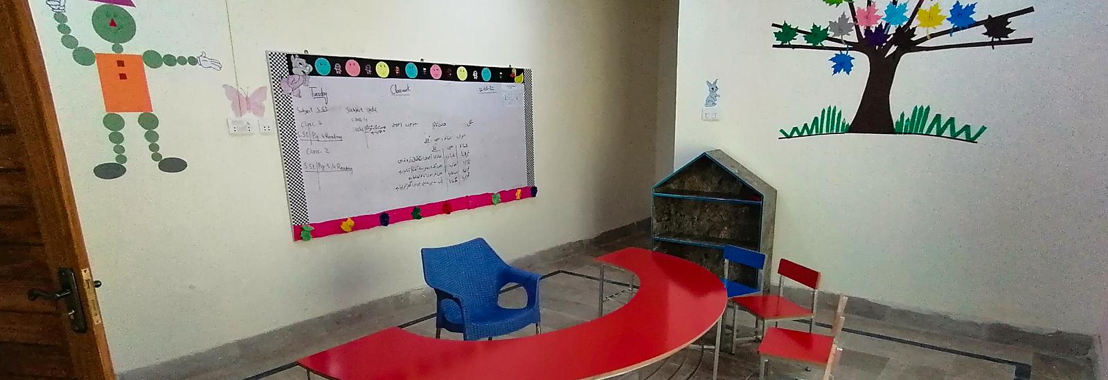 Layyah Classroom